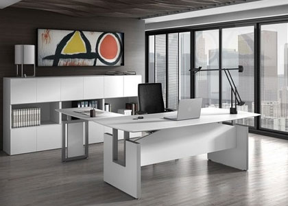 ¿Qué opinas sobre el color al elegir muebles de oficina?